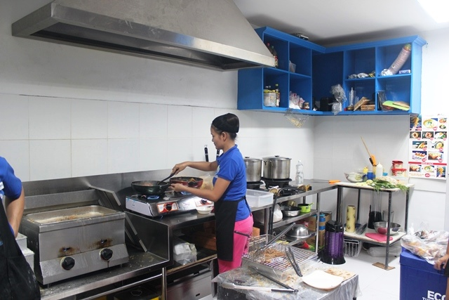 Above Sea Level Maginhawa Kitchen