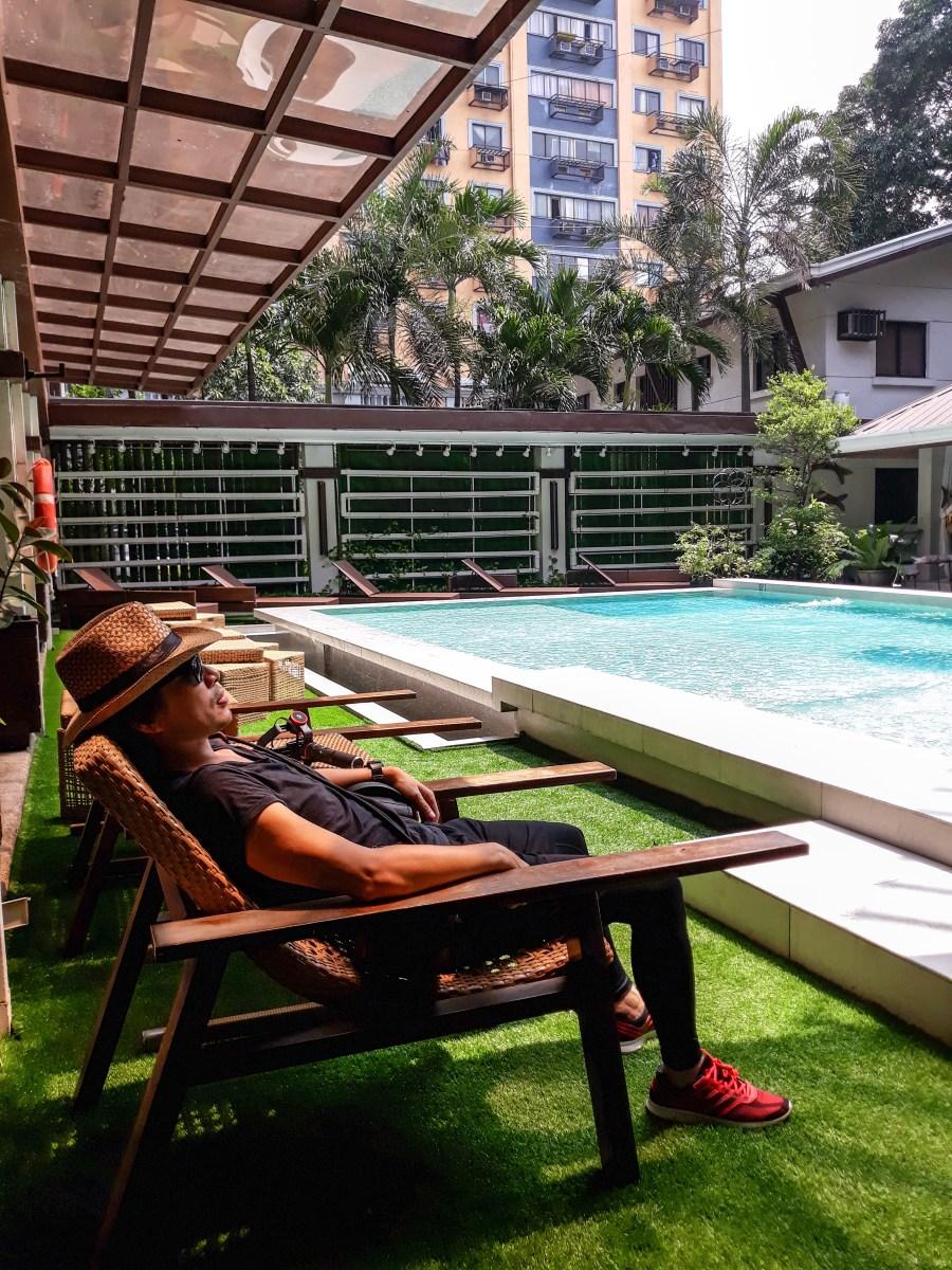 The Selah Garden Hotel Infinity Pool
