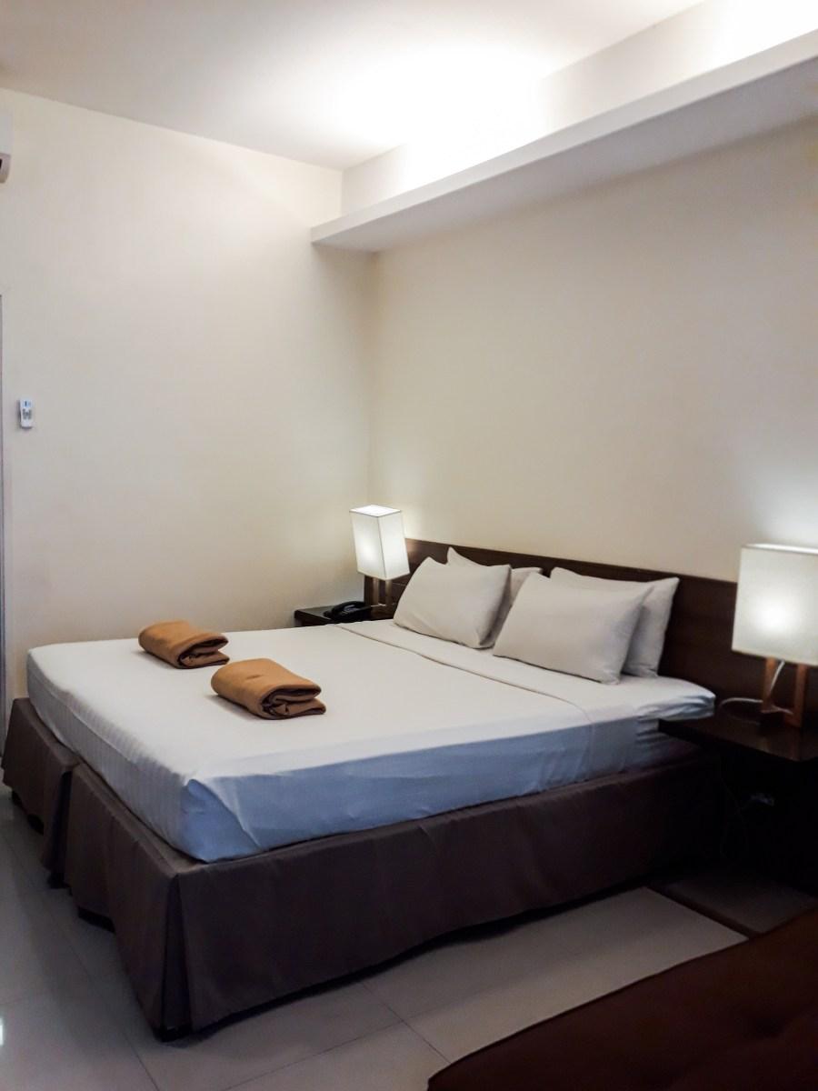 The Selah Garden Hotel Room