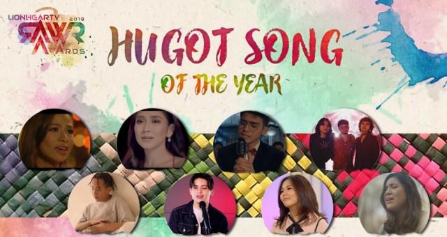 RAWR Awards Hugot Song of the Year Award