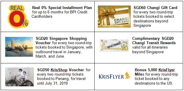 Exclusive Travel Offers Singapore Airlines 2019 Travel Fair.JPG
