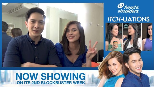Head & Shoulders gives exclusive sneak peek to Bea and Alden's movie