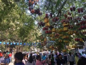 The Kala Ghoda Art Festival in Mumbai