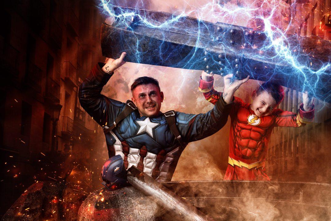 reopening superhero