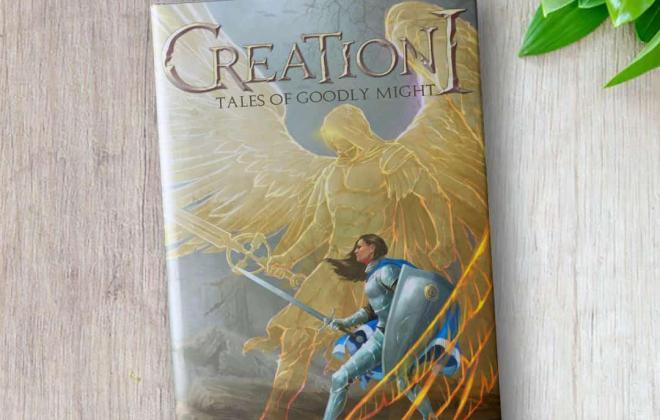 Creation I by Eric K. Barnum