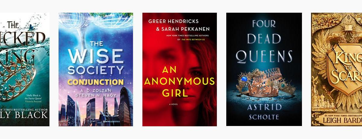 5 Books to read in 2019