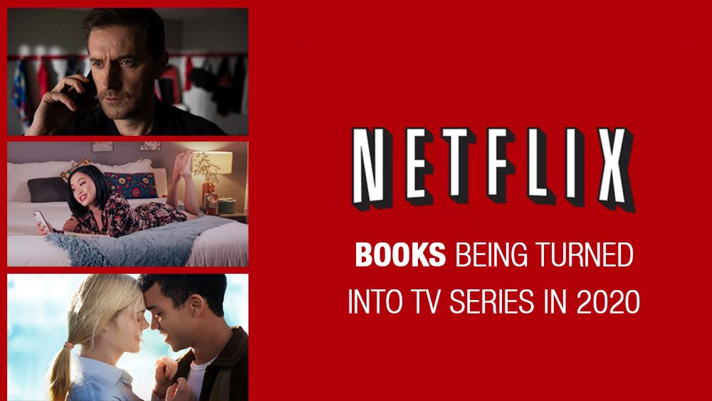 Netflix Series Based on Books