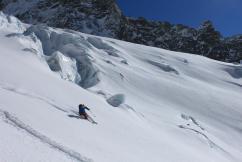Col du Chardonnet feb 13