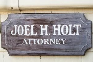joel holt attorney