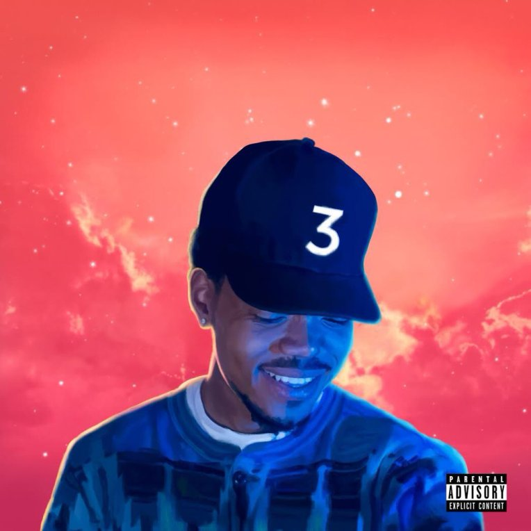 Coloring Book - Chance the Rapper / Released: May 13, 2016