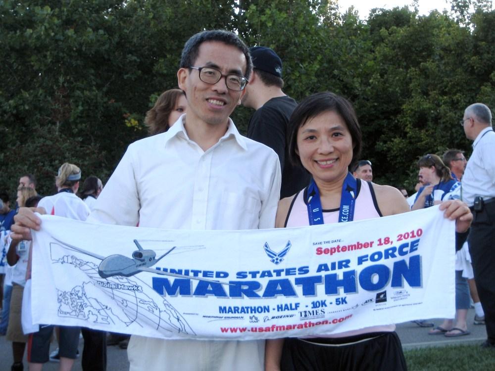 Marathon Pics (2/6)