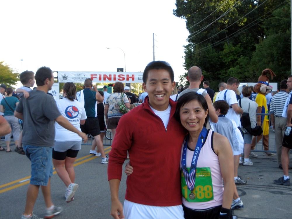 Marathon Pics (1/6)