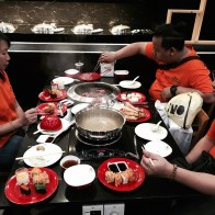 Steamboat for Dinner