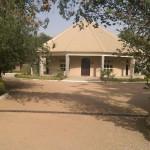 Monastery Chapel in Jos, Nigeria.