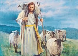 Jesus the shephered
