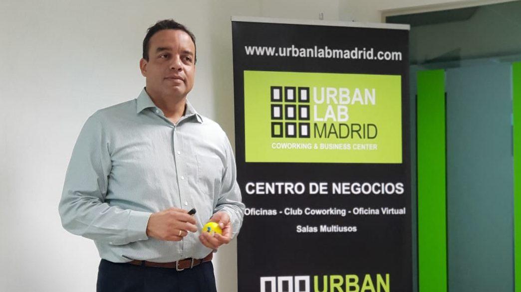 Presentación Urban Lab Madrid Uno - Joel Pinto Romero