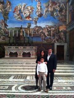 Paco en el Vaticano (5)