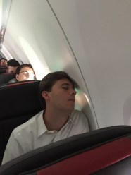 John Claybrook just doesn't like early morning flights