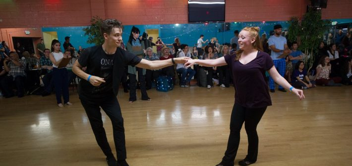 partners are also a good 'why' for dancing