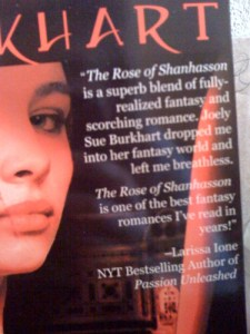 The Rose of Shanhasson
