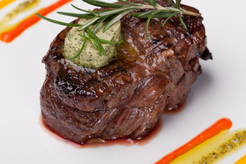 The Blu Halo is an elegant steak and seafood restaurant in Tallahassee, Florida, with an upbeat vibe