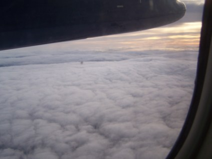 This was inbound from Tri-Cities Airport in Tennessee to Charlotte Douglas in North Carolina