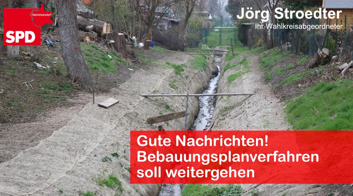 Bebauungsplan Mäkeritzwiesen