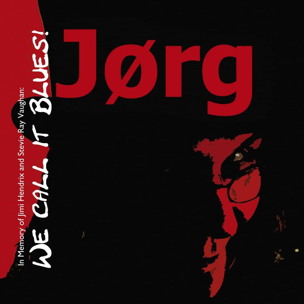 Jørg - we call it blues