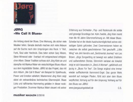 CD Review DRMV Magazin