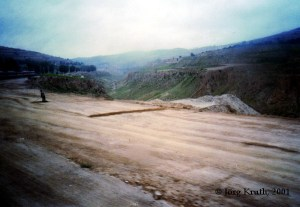 Gansu, 2001