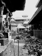im Tempel, Patan, Nepal 2009
