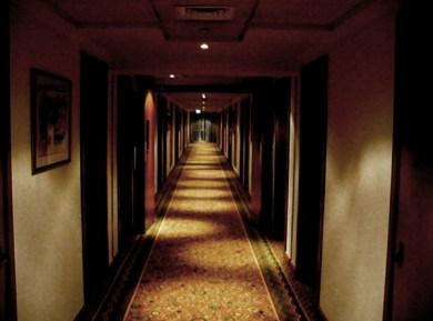 im Korridor © Kruth 2009