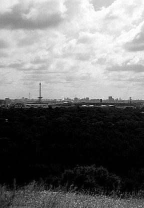 by the city V © Kruth 2010