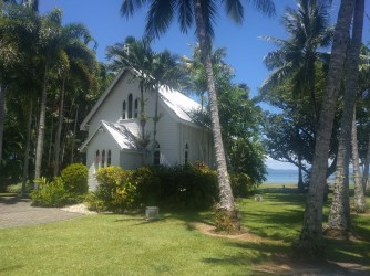 Port Douglas Wedding Chapel