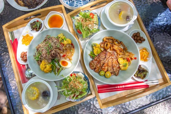 台中西區,春水堂大墩店~不僅吃輕食!還有安格斯牛肉丼飯陪你渡過與餓的距離,台中僅二間門市有。