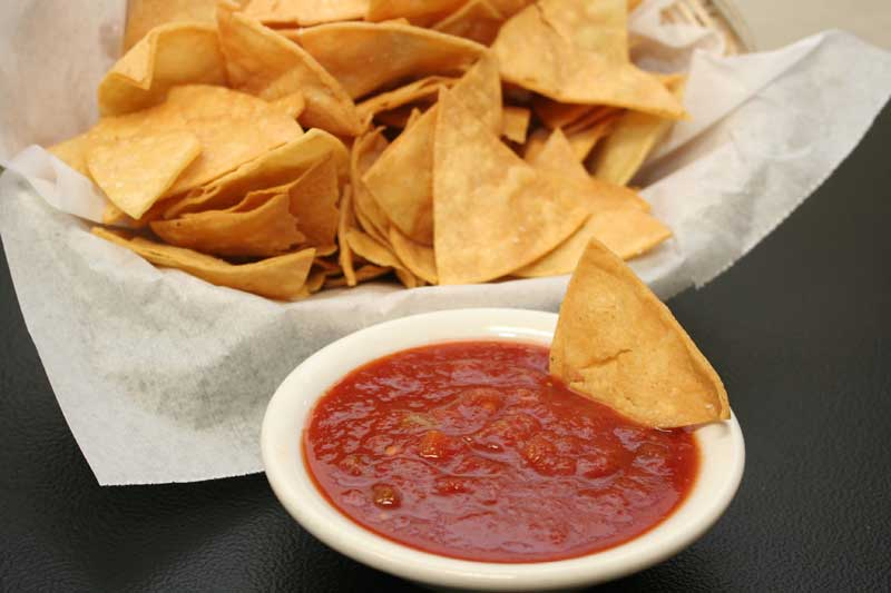 Image result for chips and salsa