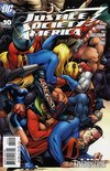 Justice Society of America 10 variant cover by Dale Eaglesham