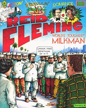Reid Fleming, World's Greatest Milkman #1 by David Boswell