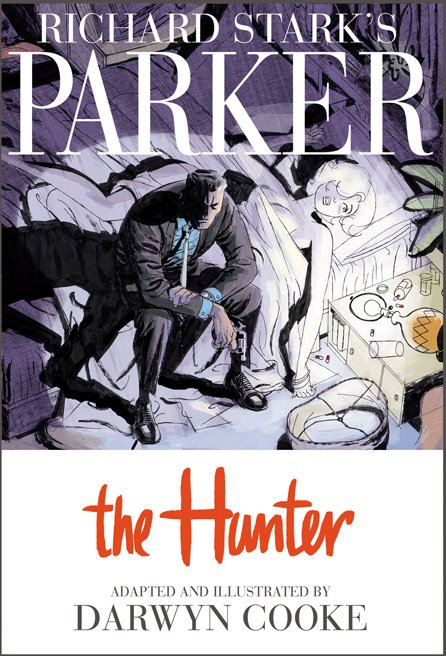 The Hunter (Cover by Darwyn Cooke)