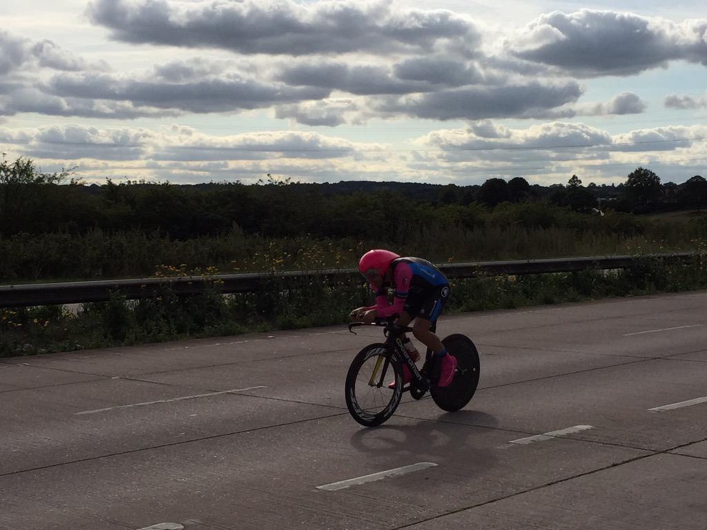 BDCA 100 mile time trial