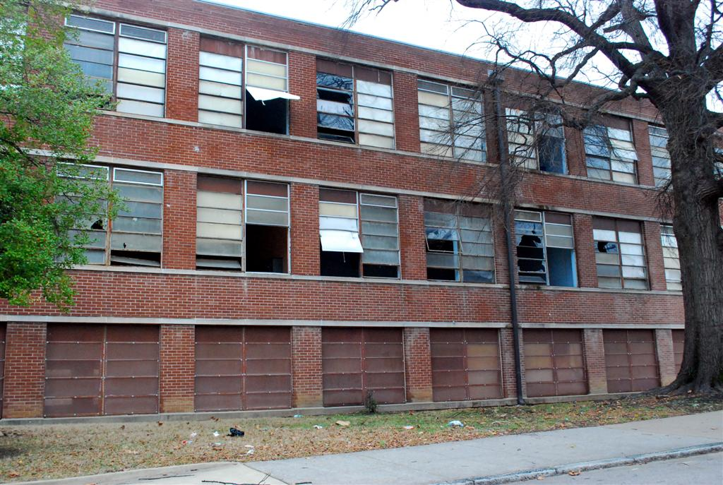 Memphis Ghost Schools A Photo Essay What I Think Joe