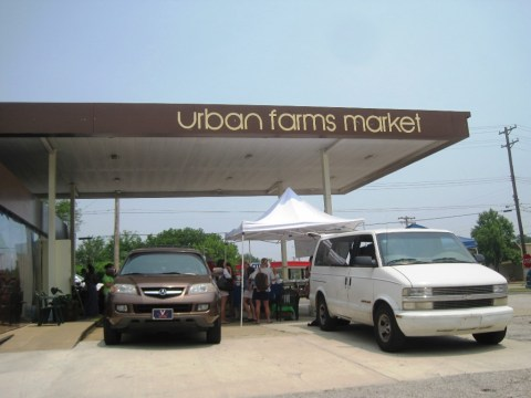 Urban Farms Market