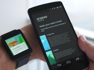 android wear setup