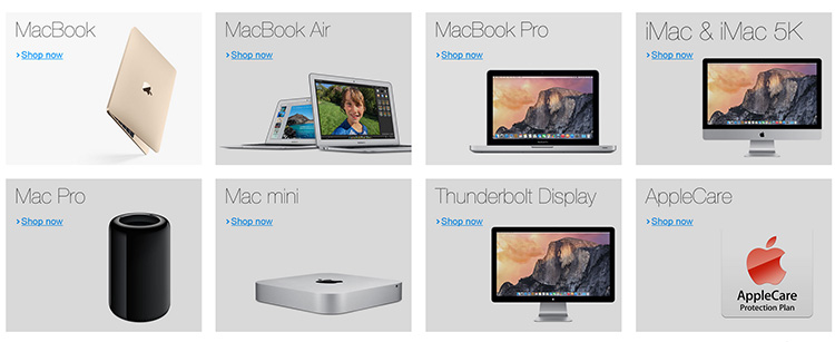 Introducing the Mac Family