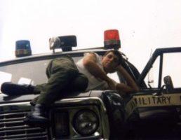 Avg Joe in MP garb 1979