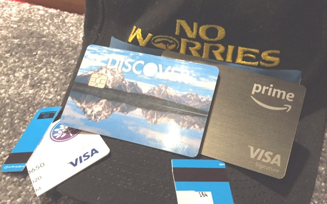 No Worries Credit Card Precautions