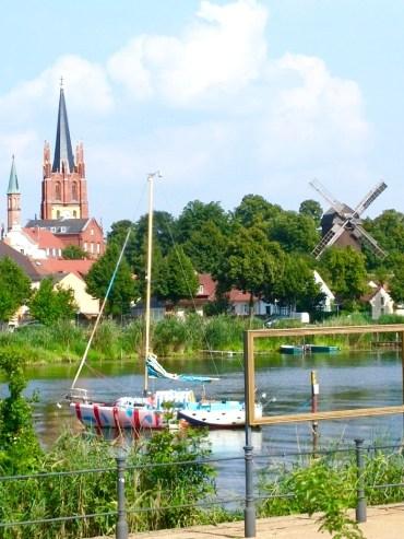 Werder an der Havel im Land Brandenburg