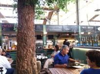 Fischladen-Restaurant