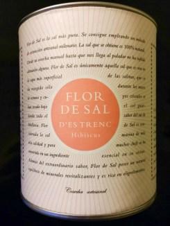 Flor de Sal Es Trenc Hibiscus (Florale Note)