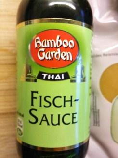 Fisch-Sauce